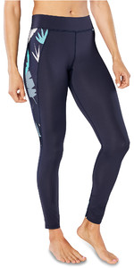 2020 Dakine Womens Persuasive Surf Leggings 10002803 - Abstract Palm