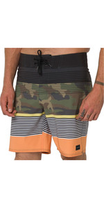 2020 Animal Uomo Boardshorts Magano Cl0ss008 - Strisce