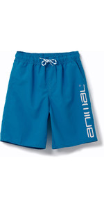 2020 Animal Junior Boys Tannar Boardshorts Cl0ss600 - Mittelmeerblau
