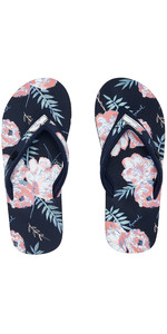 Chanclas / Sandalias Swish Slim Aop Slim 2020 Animal Mujer Fm0ss304 - India Ink Blue