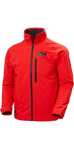 2020 Helly Hansen Hansen Helly Hansen Hp Racing Midlayer Jacke 34041 - Alert Red