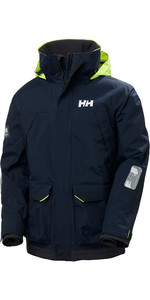 2020 Helly Hansen Mens Pier Sailing Jacket 34156 - Navy