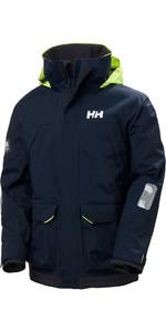 2020 Helly Hansen Chaqueta De Navegación Para Hombre Pier 34156 - Navy