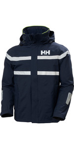 2020 Helly Hansen Mens Saltro Sailing Jacket 34173 - Navy