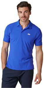 Camisa Polo Helly Hansen 2020 Helly Hansen Homem 50584 - Azul Royal