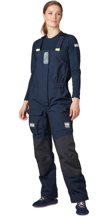 2021 Helly Hansen Pier Trägerhose 33961 - Navy