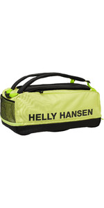 2020 Helly Hansen Racing Bag 67381 - Sunny Lime