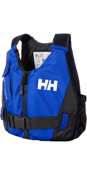 2021 Helly Hansen 50n Rider Gilet / Aide à La Flottabilité 33820 - Bleu Royal