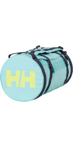 2020 Helly Hansen 30L Duffel Bag 2 68006 - Glacier Blue / Graphite