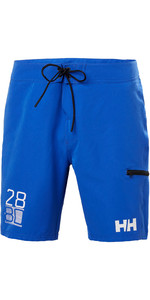 "2020 Helly Hansen Herre Hp 9 ""bræt Shorts 34058 - Kongeblå"