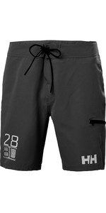 "2020 Helly Hansen Herre Hp 9 ""bræt Shorts 34058 - Ibenholt"