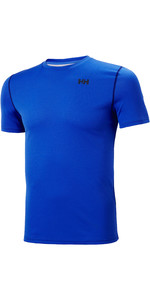 2020 Helly Hansen Herre Lifa Active Solen T-shirt 49349 - Kongeblå