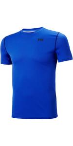2020 Helly Hansen Mens Lifa Active Solent T-Shirt 49349 - Royal Blue