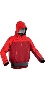 2021 Palm Mens Bora Touring Kayak Jacket 12499 - Chilli / Flame