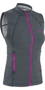 2020 Palm Womens Tsangpo Thermal Gilet 11751 - Jet Grey