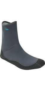 Meias De Neoprene 2020 Palm Kick 3mm 12346 - Cinza Jet
