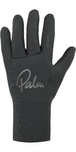 2020 Palm Neoflex 0. Guantes De Neopreno De 5mm 12324 - Gris Azabache