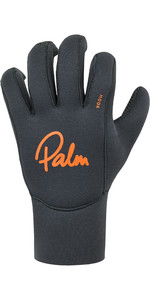 2020 Palm Hook Neoprene Gloves 12325 - Jet Grey
