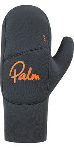 2021 Palm Klaue 3mm Neoprenhandschuhe 12326 - Jet Grey