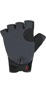 2020 Palm Clutch 2mm Neoprene Short Finger Gloves 12333 - Jet Grey
