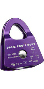 2020 Palm Prussik Minding Pulley 12602 - Purple