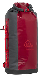 Sac Dry Dos Dry Palm River Trek 100l 2020 12348 - Chilli / Jet Grey
