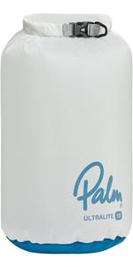2020 Palm Ultralit 10l Drybag 12352 - Gennemsigtig