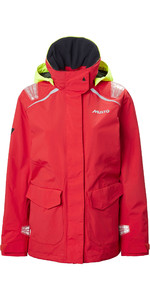 2020 Musto Womens BR1 Inshore Sailing Jacket 81221 - True Red