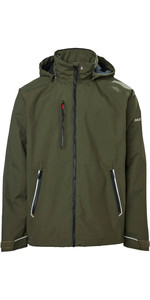 2020 Musto Mens Sardinia 2 Sailing Jacket 82006 - Dark Moss