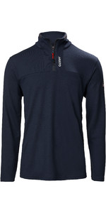 2020 Musto Herre Sardinia 1/2 Zip Fleece 82018 - Navy