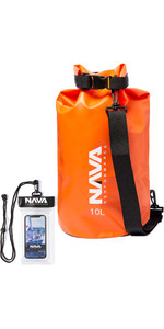 2020 Nava Performance 10l Drybag & Waterproof Mobile Phone & Key Pouch Package Nava006