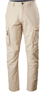 2021 Musto Mens Evolution Deck Schnell Dry Uv Hose 81151 - Light Stone