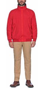 2020 Musto Mens Snug Blouson Jacket 80667 - True Red / True Navy