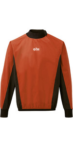 2021 Gill Mens Dinghy Top 4368 - Orange