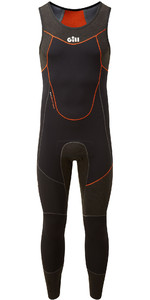2020 Gill Zentherm 3mm Gbs Skiff Suit 5000 - Preto