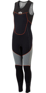 2020 Gill Junior Zentherm 3mm Gbs Skiff Suit 5000j - Schwarz