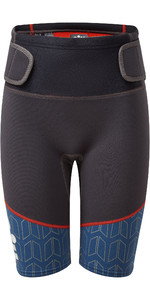 2021 Gill Junior Zenlite 2mm Flatlock Neopren Shorts 5004j - Graphite