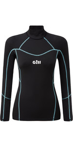 2021 Gill Hydrophobe Top Langærmet Top 5006w - Sort