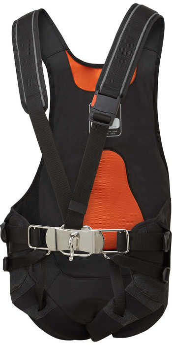 2020 Gill Trapeze Harness 5011 - Black - Sailing