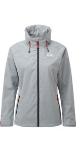 2020 Gill Womens Pilot Jacket IN81JW - Graphite Melange