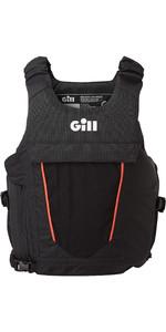 2020 Gill Course Syncro L' Aide à La Flottabilité 50N De RS18 - Noir / Orange