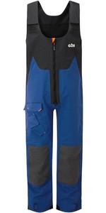 2021 Gill Pantaloni Da Uomo Race Ocean Sailing Rs22 - Blu / Graphite