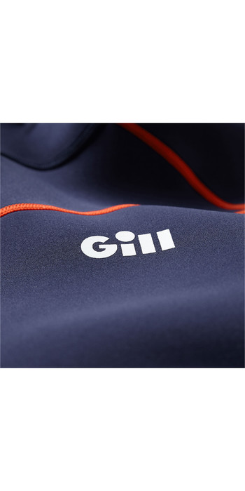 2021 Gill Junior Race Rigging Beiboot Jacke Rs32j - Dunkelblau