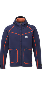2021 Gill Mens Neoprene Hoody RS32 - Dark Blue