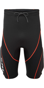 2021 Gill Junior Race Gravity Hiking Shorts RS34J - Zwart