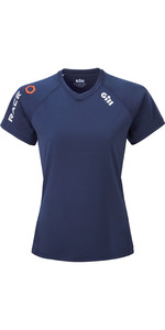 2020 Gill Dames Race T-shirt RS36W - Donkerblauw