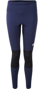 2021 Gill Womens Race Leggings RS38W - Dark Blue
