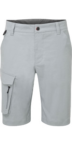2021 Gill Mens Race Shorts RS42 - Medium Grey
