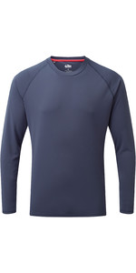 2020 Gill Mens Long Sleeve UV Tec Tee UV011 - Ocean
