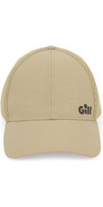2020 Gill Uv Tec Trucker Cap 147 - Kaki